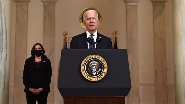 Biden says Derek Chauvin verdict is 'giant step forward in march toward justice'