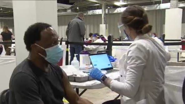 Minnesota opens state-run COVID-19 vaccination sites to walk-ins