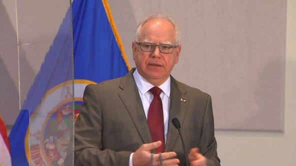 Walz, Flanagan running for re-election in Minnesota