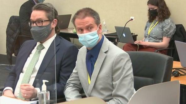 Derek Chauvin trial live: Closing arguments