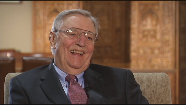 Walter Mondale interview