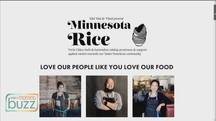 """""""Minnesota Rice"""" - Local chefs lending voice to Asian American Community"""