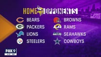NFL schedule Week 1: Vikings-Bengals, Packers-Saints on FOX