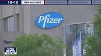 Vaccine appointments for youths fill up after CDC recommends Pfizer COVID-19 vaccine