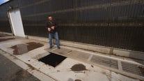 Osceola farmer survives fall into 12-foot deep manure pit