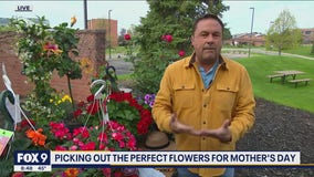 Mother's Day gift ideas from Garden Guy Dale K