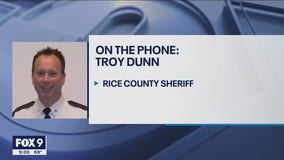 Rice County Sheriff describes spotting possible tornado touchdown
