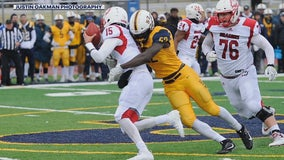 Concordia St. Paul star Chris Garrett living NFL dream after being selected in draft by Rams