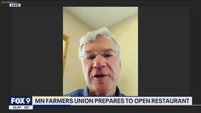 Minnesota Farmers Union prepares to open restaurant
