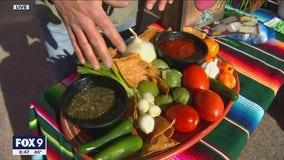 Growing fresh salsa with Garden Guy Dale K