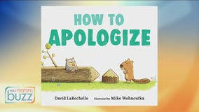 New book teaches kids (and adults) how (and how not) to apologize