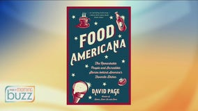 Where does your favorite food come from? New book takes on American cuisine