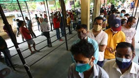 India COVID-19 outbreak: All adults now eligible for vaccine amid deadly surge in cases