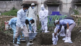 WHO: More COVID-19 cases reported globally in past 2 weeks than in 1st 6 months of pandemic