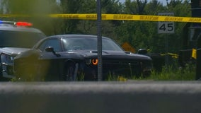 Investigators: Minneapolis shooting suspect found dead after police chase ends in Elk River