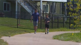 Lakeville, Minn. family getting ready for 'Strides For Stroke' Walk