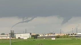 Tornado confirmed near Northfield during severe weather Wednesday night