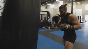 Ex-Gopher kicks off pro MMA career with knockout win