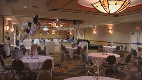 Parents hold makeshift prom for Lakeville, Minn. students who missed out
