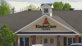 Police: Young child found wandering outside Rogers, Minn. day care