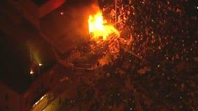 1 year since Third Precinct building burned in Minneapolis