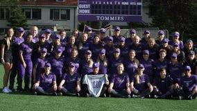 St. Thomas softball heading to D-III College World Series