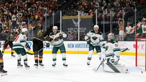 Wild season ends in 6-2, Game 7 loss to Vegas Golden Knights