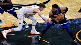 KAT, Timberwolves get 128-96 win at Orlando on Mother's Day
