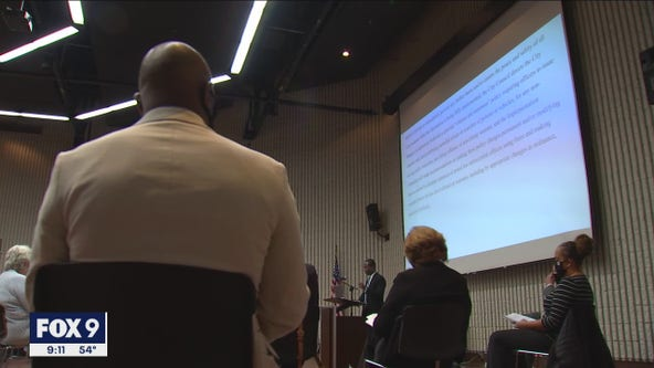 Brooklyn Center City Council hears resolution pushing for changes to policing