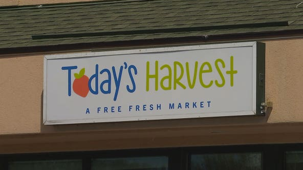 First-of-its-kind free food market opens in Twin Cities area