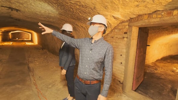 Rochester, Minn. cave house now on the market