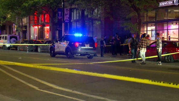 Suspect charged in downtown Minneapolis shooting that left 2 dead, 8 others injured