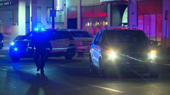 1 dead, 1 injured after shooting in downtown Minneapolis