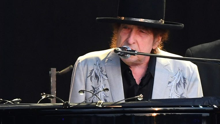 Bob Dylan Getty