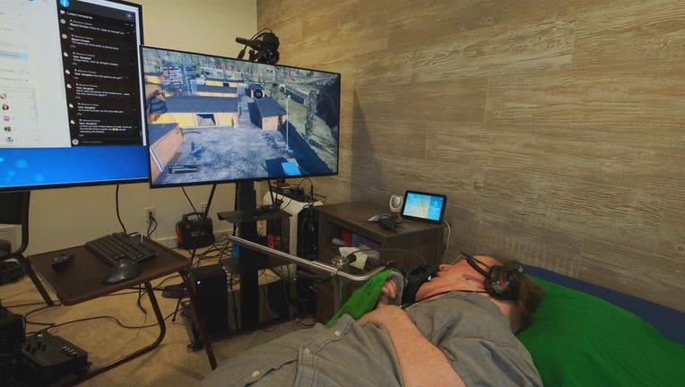 Quad-video-gamer