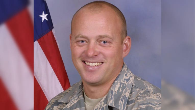 Master Sgt. David Greiner