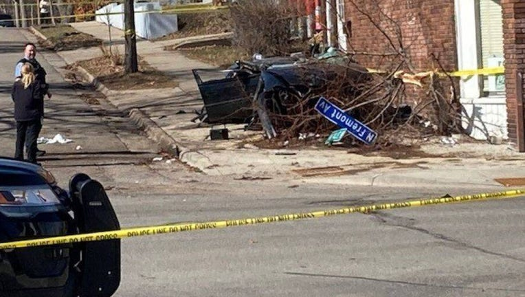 fatal 37th and Fremont crash
