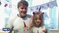 Birthday Buddies: Mounds View family shares more than a name