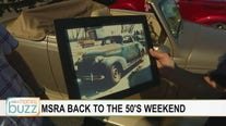 Ready to roll: Back to the '50s Weekend returns