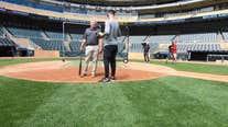 Watch: Fox 9 Sports' Jim Rich previews Home Run Challenge with Joe Mauer