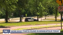 More body parts belonging to dismembered murder victim Adam Johnson found in Minneapolis Tuesday