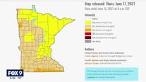 Dry conditions lead to high fire danger throughout Minnesota