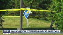 Woman found dead in Lakeville parking lot, suspect arrested in Belle Plaine