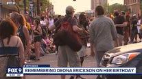Activists hold rally on birthday of slain Smith protester