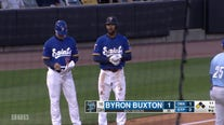 Byron Buxton homers twice in second game with St. Paul Saints