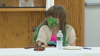 Girl becomes mayor for the day in Waldorf, Minnesota