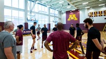 Ben Johnson, Gophers men's basketball starts summer workouts