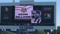 'Y'all tricked me': Vikings name DT Kevin Williams to Ring of Honor