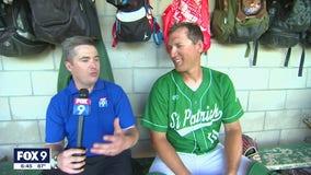 Town Ball Tour: Irish catcher outlines growth of St. Patrick program