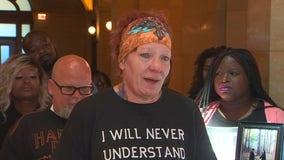 Mother of Deona Marie, protester killed in crash, speaks